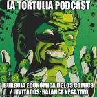 Tortulia Negativa - Burbuja económica de los comics.