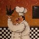 El borrachef - 03 - Quesadilla manchega con helado de frambuesa y mango