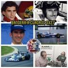 F1 BANDERA A CUADROS 3x27 - Coches de leyenda, mitos de la Formula 1 y aprendiendo sobre aerodinámica y reglamentación.