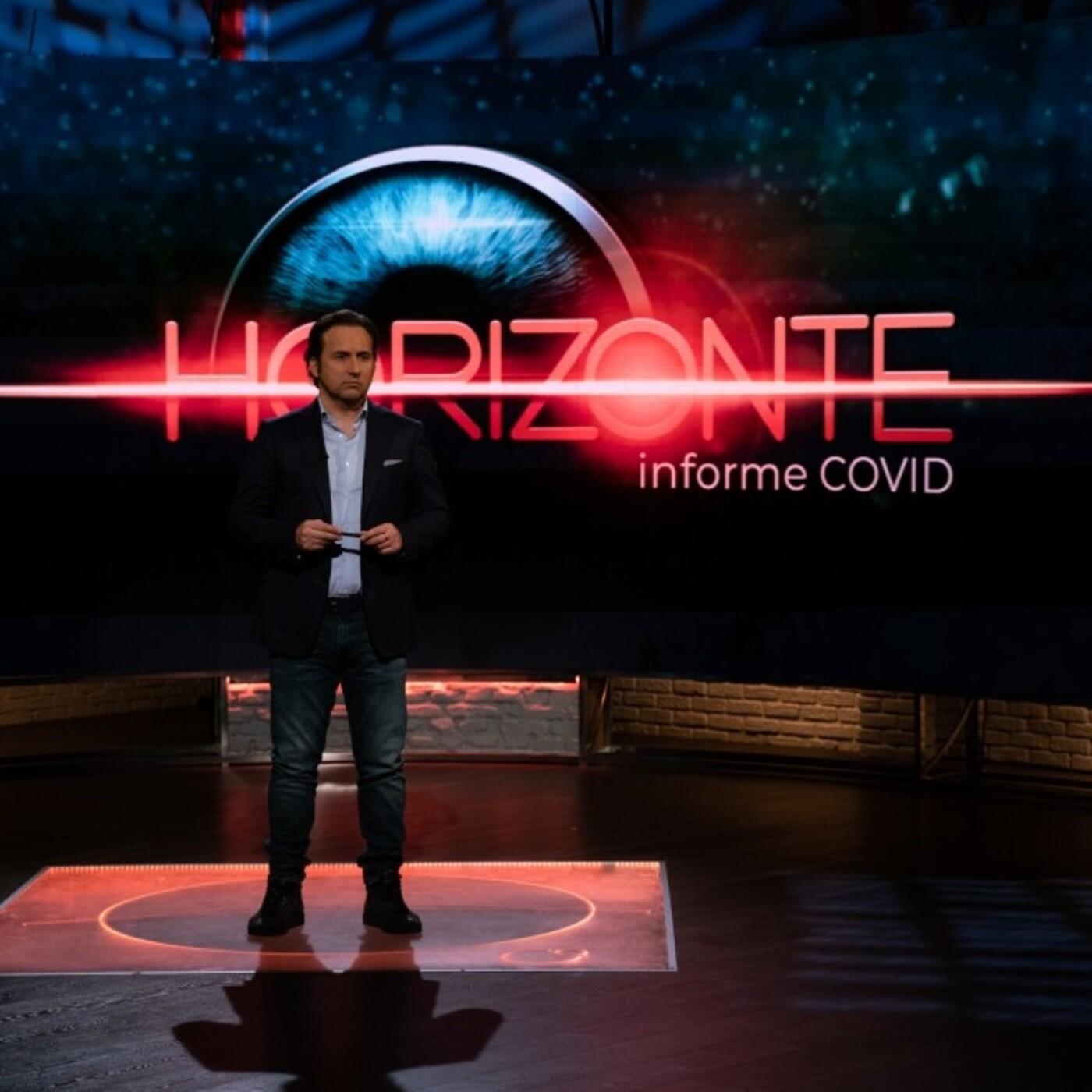 Especial Horizonte: Informe Covid T2x01 (07-01-2021) La temida tercera ola