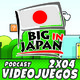 BIG IN JAPAN|Videojuegos 2X034 - PlayStation 5, Especial Madrid Games Week