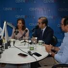 Entrevista en Radio Centro GYE