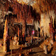 Desvelado el secreto de las estalagmitas rojas de la Cueva de Goikoetxe
