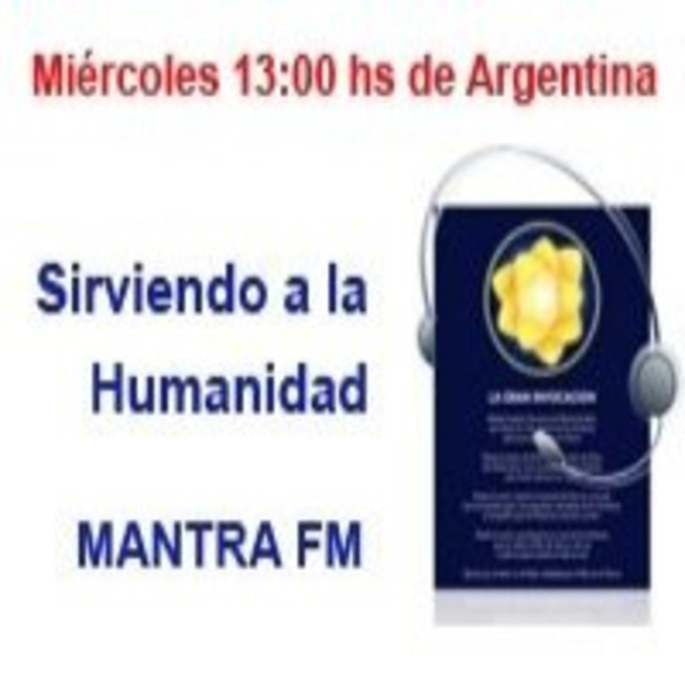 Programa Sirviendo a la Humanidad 01-12-2010