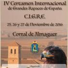 Entrevista IV Certamen Internacional grandes rapaces Corral de Almaguer