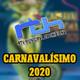 Carnavalísimo 2020 lunes 17 de febrero de 2020