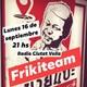 Frikiteam 6ª temporada Frikiteam 224 FM ciutat Vella 100.5 Barcelona Hoy de 20 a 21 hs HOY vueltas de las vacas
