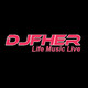 DjFher - Mix Adios amor (Disco Juvenil)
