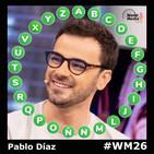 #WM26 Pablo Díaz, más allá del concursante de Pasapalabra