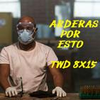 """Arderas Por Esto TWD 8X15 """"TEORIZANDO A LO LOCO"""""""