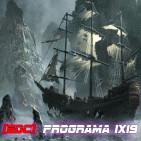 [EdC] Error de Coordenadas 1x19 - ¡Piratas!