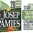 Conferencia: Plantas para recobrar la Ilusión de Vivir por JOSEP PÀMIES