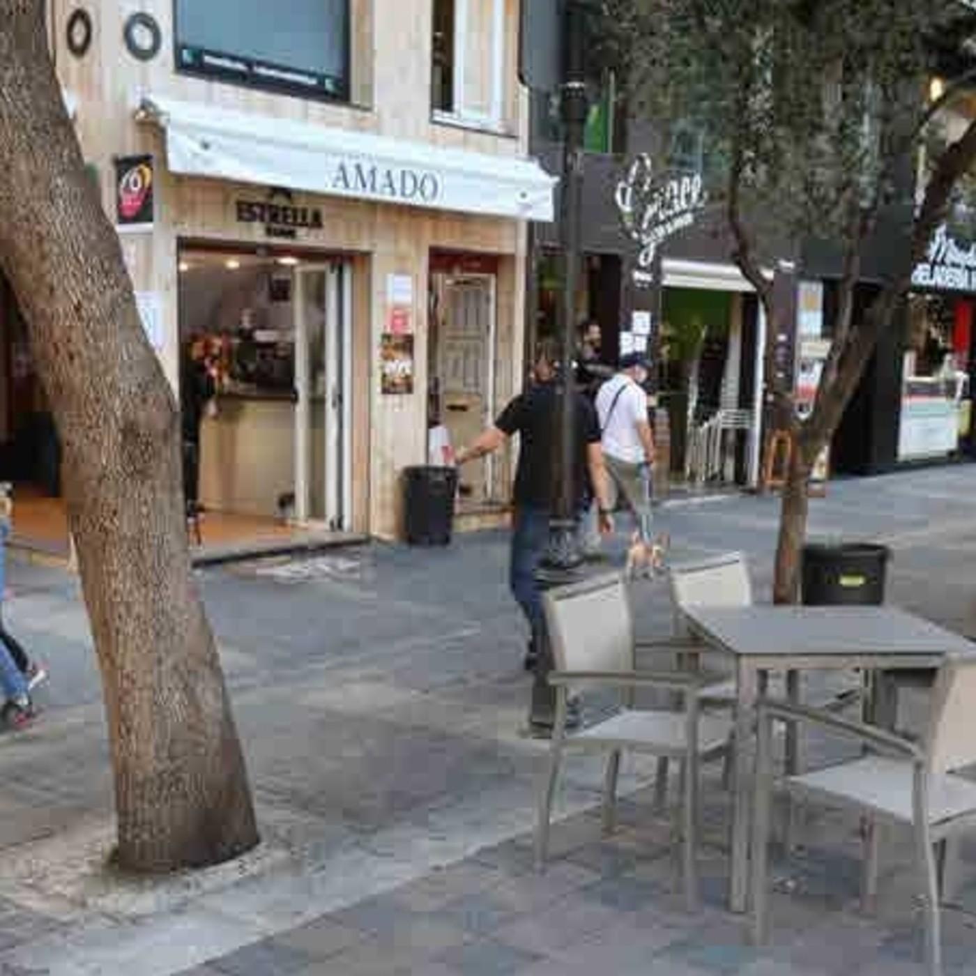 El conflicte de les tasques rebota en la plaça Sta. Clara