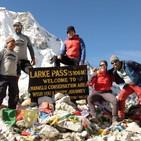 Aventura en Nepal de los jóvenes aguilarenses