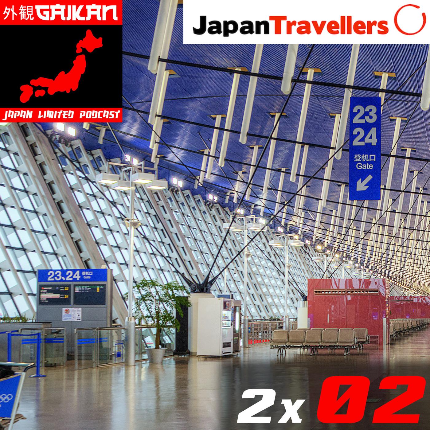 podcast sobre japon volar a osaka escala en china experiencias