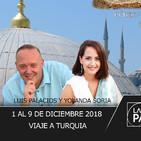 Viaje a turquia, gÖbekli tepe, capadocia, con luis palacios, yolanda soria, ivan martinez y diego