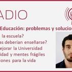 Episodio 72: Problemas de la educación y cómo mejorarla, con Alfonso Bordallo