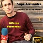 """SUPERFERNÁNDEZ: (La cara más oscura del deporte) Vol.1 """"Corrupciones y corruptelas""""."""