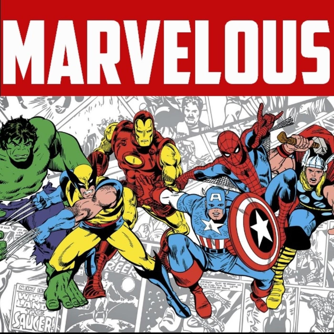 Marvelous -S01E01- El origen de Marvel, El proyecto ...