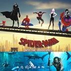 Ningú no és perfecte 18x17 -Spider-Man: Un nou univers i Aquaman