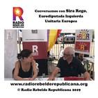 Conversamos con Sira Rego, Eurodiputada Izquierda Unitaria Europea