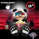 panda show - zorra llama para contar sus intimidades