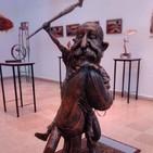 Cárdenas: Inauguran Salón de Artesanía Artística con homenaje a Juan Padrón