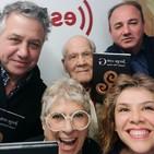 Elizabeth Gil con Susanna Tisler, Xisco Barceló Satu Cantero y Vicente Lucas