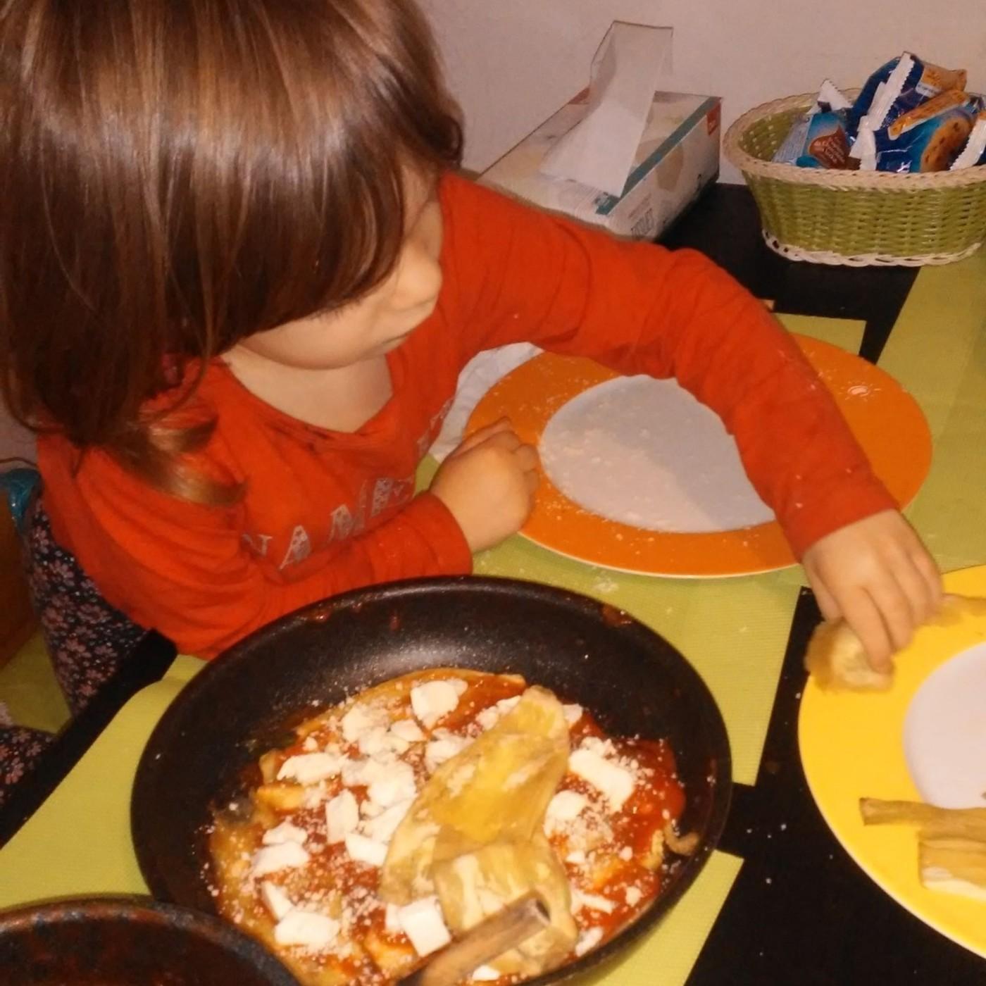 Especial encierro: Cucinando con Amy, berenjenas a la parmesana