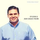 Ep. 08: Liderazgo, disciplina y vocación de servicio, con Juan Carlos Pinzón