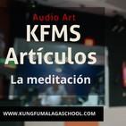 Audio post 3. La meditación