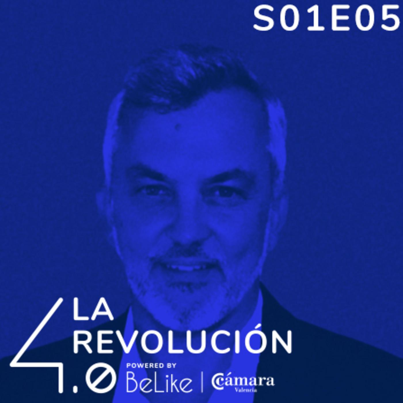 Episodio 5: Definiendo la Industria 4.0 con Alberto España, CDO de Grupo Segura