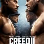 3x19 Estrenos 25E Creed II, La casa de Jack, El blues de Beale street + Series El embarcadero y A very english scandal