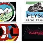 MUNDIAL Y COPA DEL MUNDO WMRA EN ESPAÑA: Entrevistas Haria Extreme, Zumaia Flysch y Canfranc. Radio trail Mayayo.