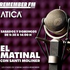 MATINAL con Santi Moliner Lunes 12 OCT 2020 PART 5 SESION