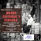 Mundo editorial y censura