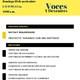 Programa Voces y Devenires | 10 de Noviembre
