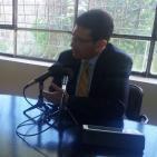2016-05-12, EcuadorInmediato Radio, Diego García Carrión, Procurador General del Estado, Hermanos Ortega Trujillo