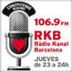 59º Emisión Hablando del Libro Elegancia Interior con Federico Romero García 10/11/16