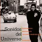 405.- Superasis Presents: Sonidos del Universo (SDU405) TECHNO Radiolive #Transition.31.03.20