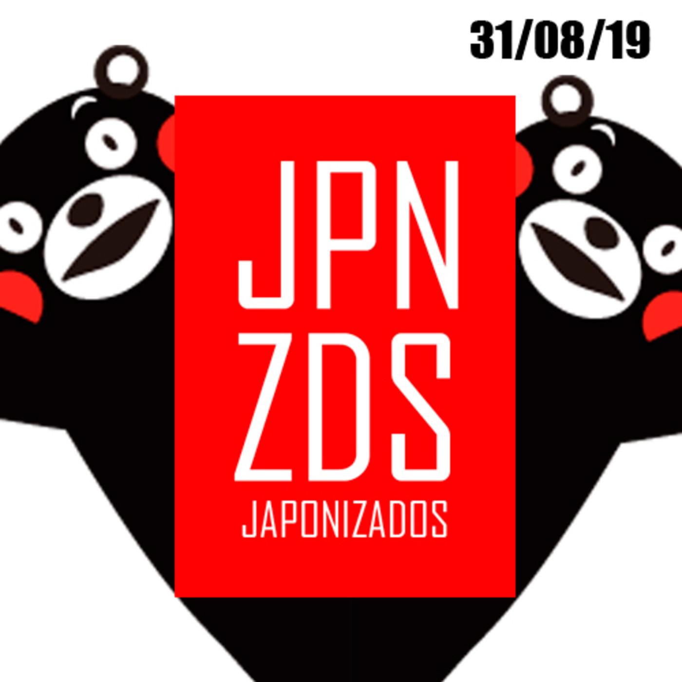 Japonizados Micropodcast Agosto'19