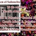 Noelia Alegre Díaz Entrevistas en el Saloncito Coord. Miren E. Palacios 02º7ª