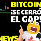 Se cerró el GAP! Cryptonews Funontheride