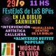 La biblioteca Popular Sarmiento hará el festejo del día de las bibliotecas populares.