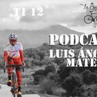 LA BICICLETA PODCAST 1x12 | CON LUIS ÁNGEL MATÉ