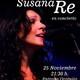 Susana Ré ofrece concierto este sábado en La Arboleja