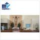 Santa Misa del lunes 6/4/2020. Iglesia de María Virgen Madre