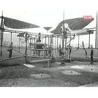 El profesor Oehmichen y sus maquinas voladoras.