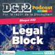 Bloque 32 – LegalBlock, con Albi Rodríguez Jaramillo