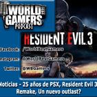 25 años de Playstation, Resident Evil 3 Remake y un nuevo Outlast? | #02 | WBG Podcast